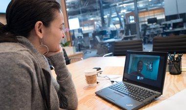 Facebook COO and Lean In founder Sheryl Sandberg interviewed in Ni Nyampinga