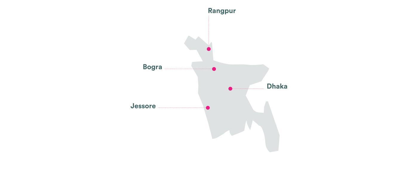 Bangladesh TEGA