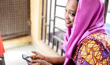 Mobile innovation is one of our greatest opportunities to lift girls out of poverty