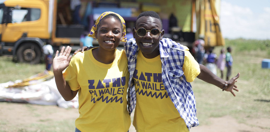 Five must-haves to launch the biggest youth brand in Malawi
