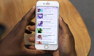 Girl Effect partners with BBM Messenger in South Africa and Nigeria