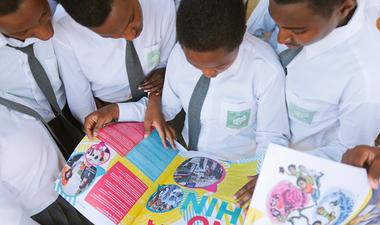 Girl Effect announces partnership with UNICEF in Rwanda
