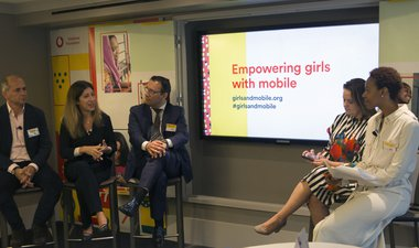 Empowering girls and mobile