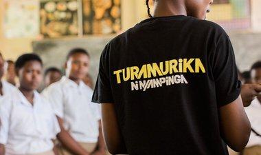 The reach, consumption and impact data of Ni Nyampinga for 2017