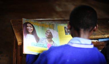 UNHCR Rwanda champions Ni Nyampinga magazine