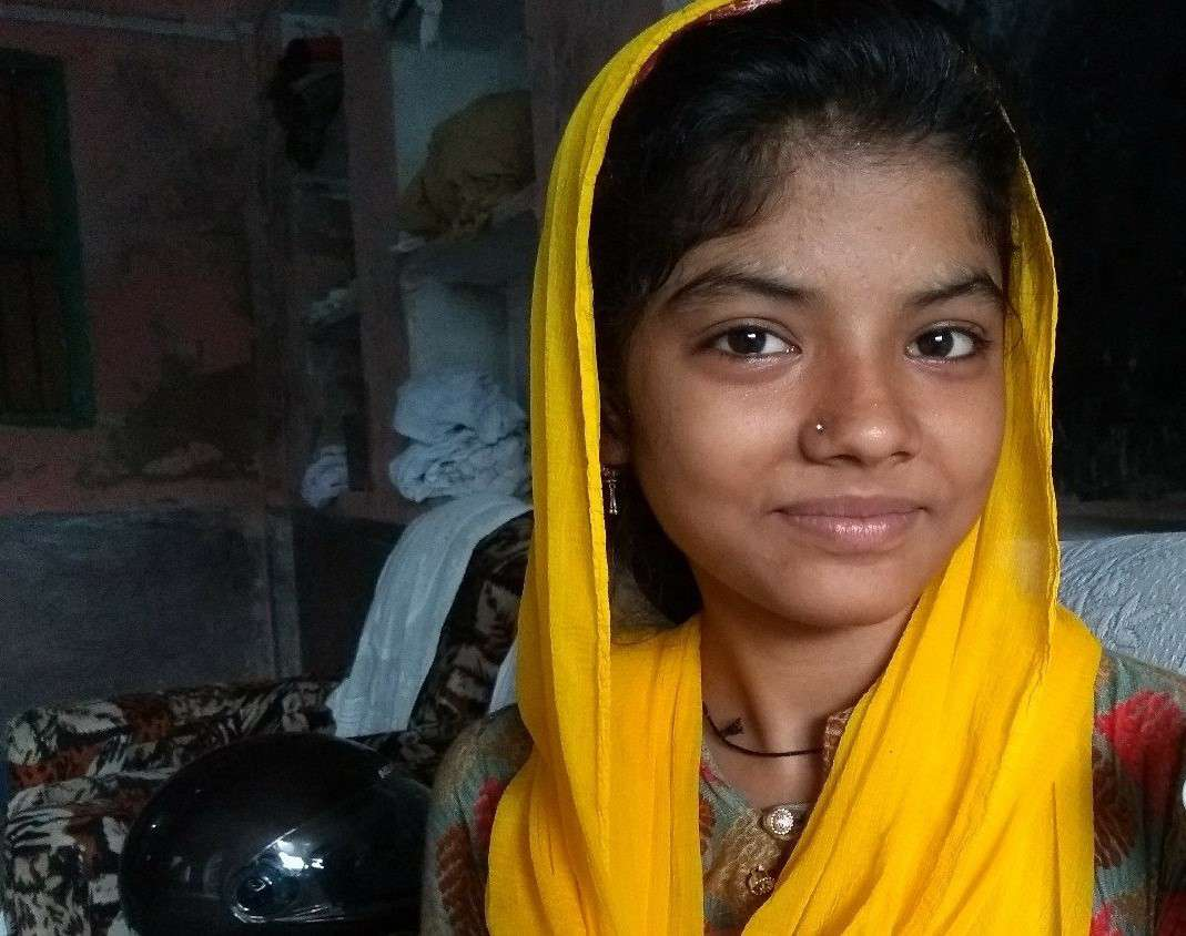 Real girls, real lives respondent India