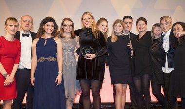 TEGA wins Best Innovation Award at Market Research Society Awards